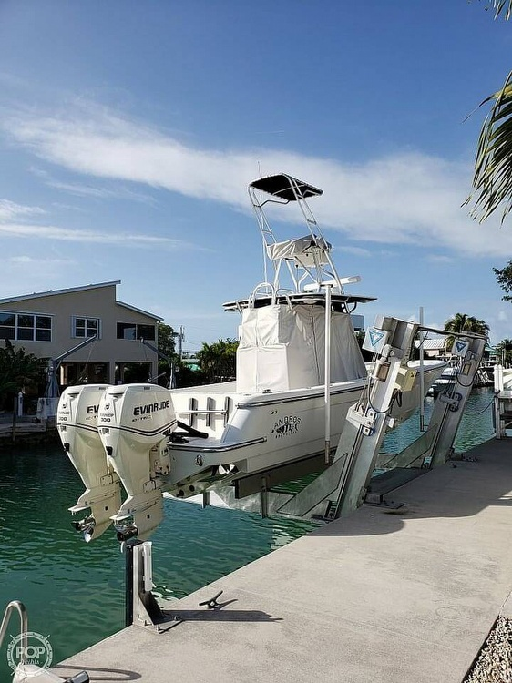 2013 Andros boat for sale, model of the boat is Offshore 32 & Image # 5 of 40