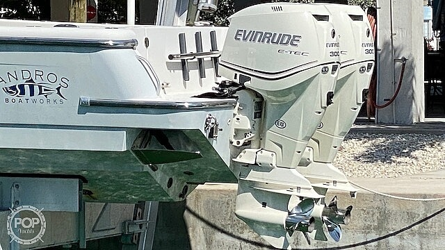 2013 Andros boat for sale, model of the boat is Offshore 32 & Image # 16 of 40