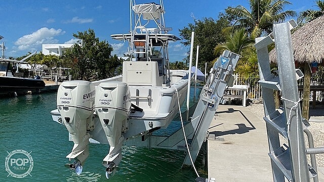 2013 Andros boat for sale, model of the boat is Offshore 32 & Image # 11 of 40