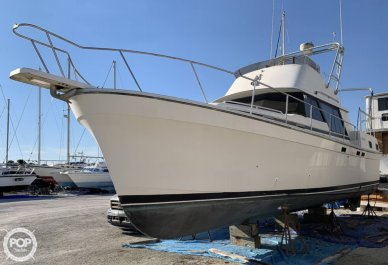 1986 Mainship 36DC Nantucket Trawler - #1