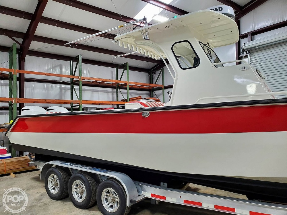 2003 Leblanc Boat Works boat for sale, model of the boat is Custom 31 & Image # 4 of 40