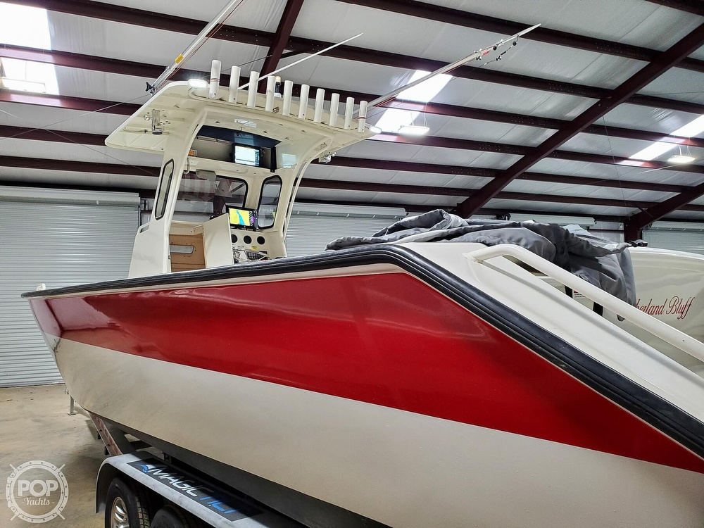 2003 Leblanc Boat Works boat for sale, model of the boat is Custom 31 & Image # 8 of 40