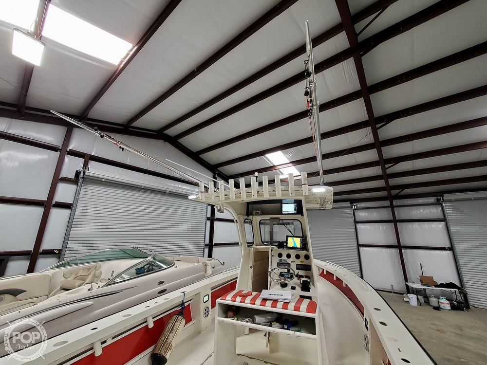 2003 Leblanc Boat Works boat for sale, model of the boat is Custom 31 & Image # 24 of 40
