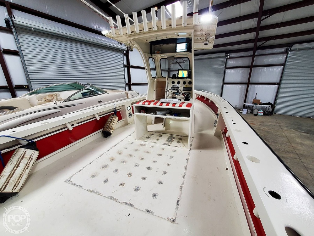 2003 Leblanc Boat Works boat for sale, model of the boat is Custom 31 & Image # 25 of 40