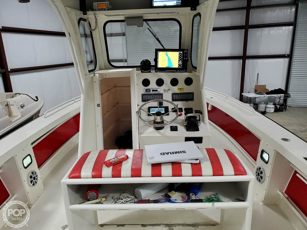 2003 Leblanc Boat Works boat for sale, model of the boat is Custom 31 & Image # 28 of 40