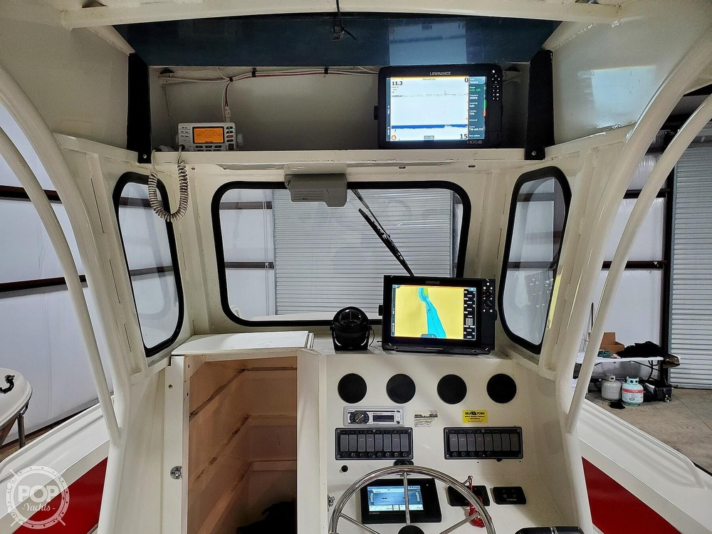 2003 Leblanc Boat Works boat for sale, model of the boat is Custom 31 & Image # 29 of 40