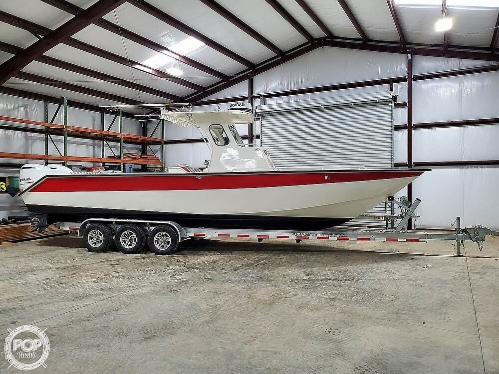 2003 Leblanc Boat Works boat for sale, model of the boat is Custom 31 & Image # 2 of 40