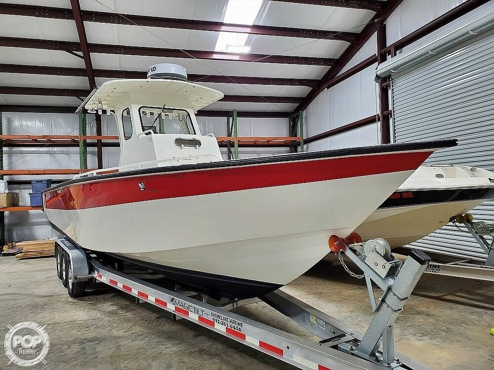 2003 Leblanc Boat Works boat for sale, model of the boat is Custom 31 & Image # 3 of 40