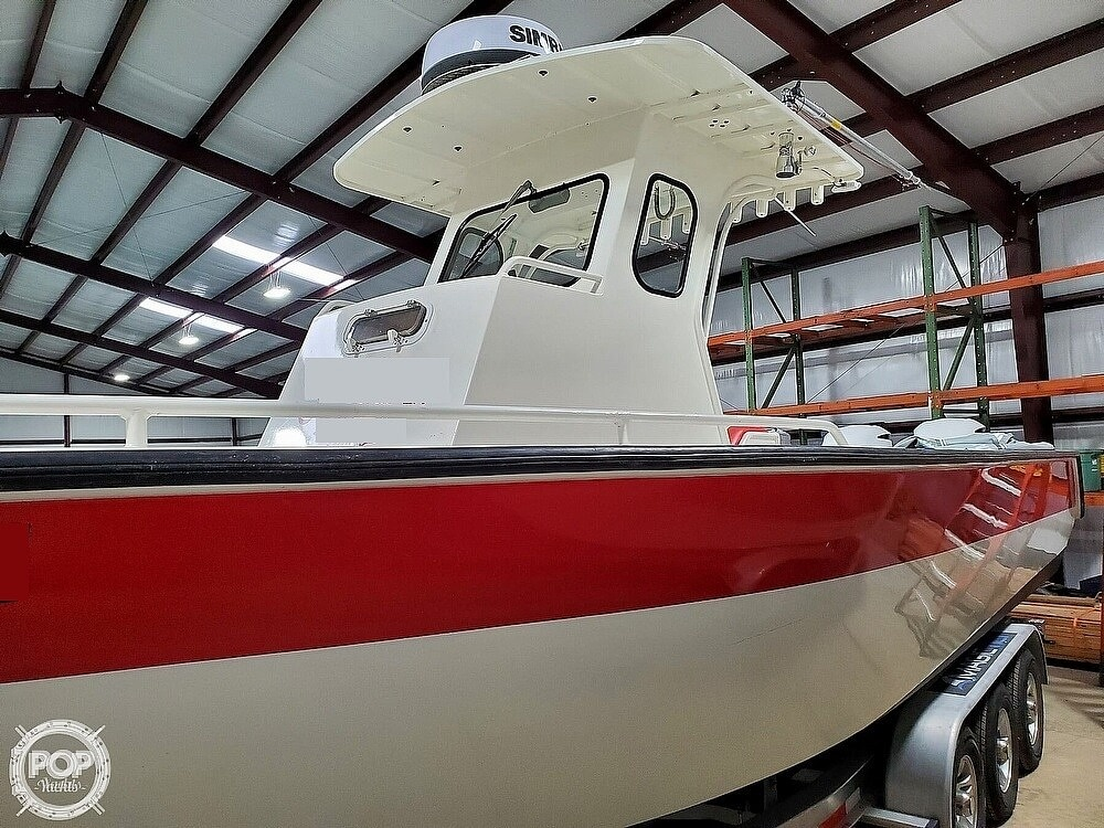 2003 Leblanc Boat Works boat for sale, model of the boat is Custom 31 & Image # 7 of 40