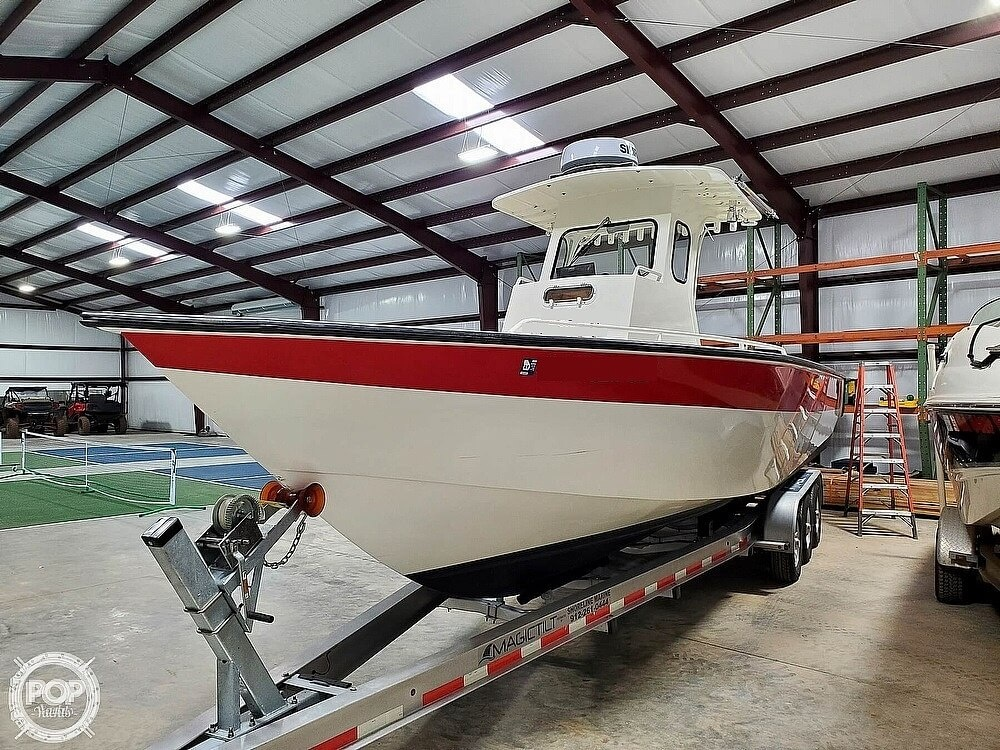 2003 Leblanc Boat Works boat for sale, model of the boat is Custom 31 & Image # 6 of 40