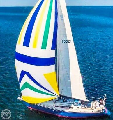 C & C Yachts 41 Wing Keel, 41, for sale in Wisconsin - $69,000