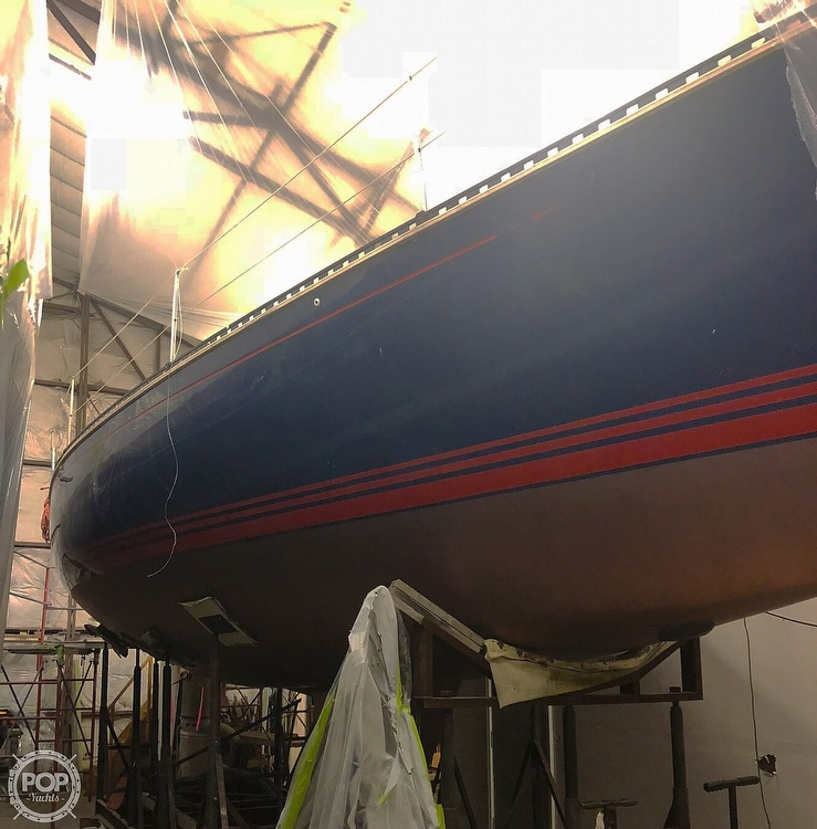 1988 C & C boat for sale, model of the boat is 41 Wing Keel & Image # 20 of 21