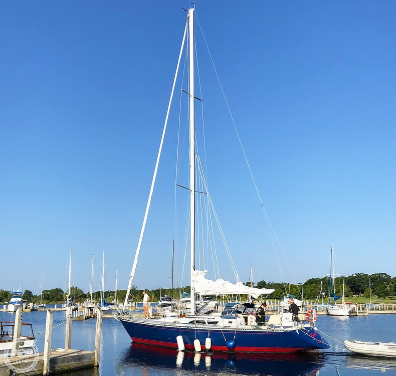 1988 C & C boat for sale, model of the boat is 41 Wing Keel & Image # 3 of 21