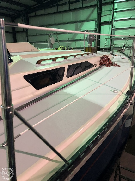 1988 C & C boat for sale, model of the boat is 41 Wing Keel & Image # 18 of 21