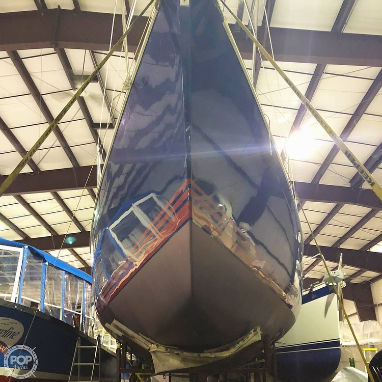 1988 C & C boat for sale, model of the boat is 41 Wing Keel & Image # 19 of 21