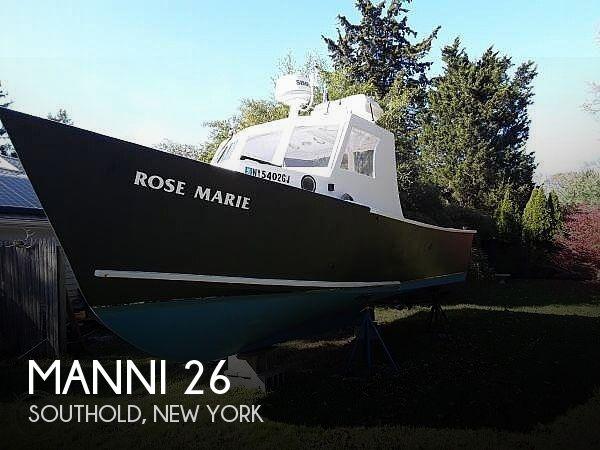 1981 Manni Crusader