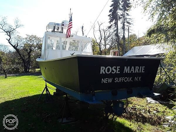 1981 Manni boat for sale, model of the boat is 26 & Image # 4 of 40
