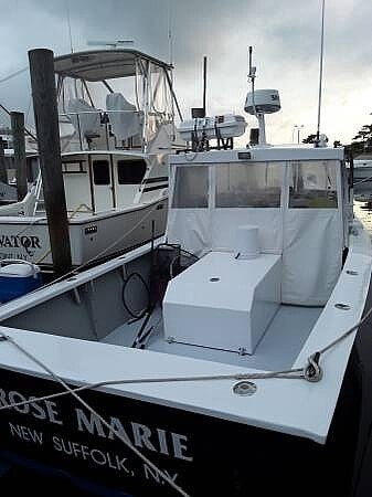 1981 Manni boat for sale, model of the boat is 26 & Image # 8 of 40