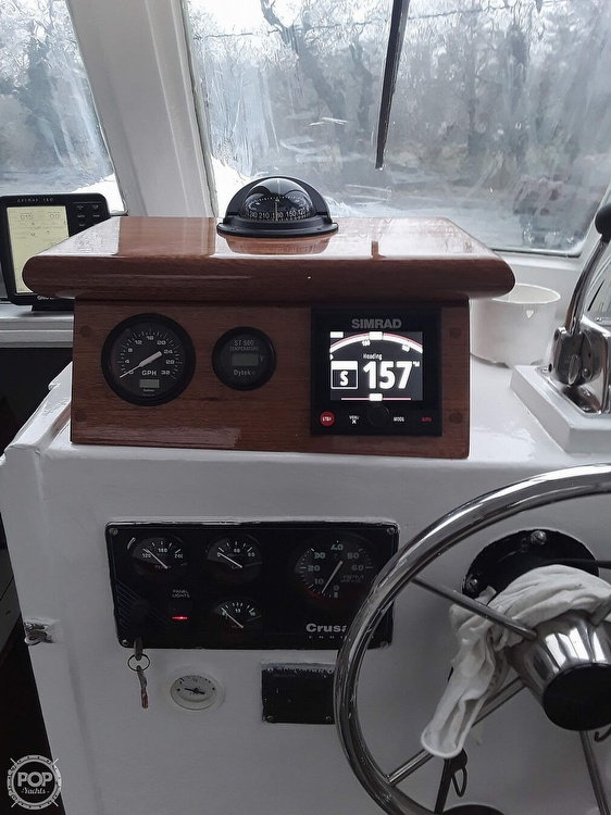 1981 Manni boat for sale, model of the boat is 26 & Image # 11 of 40
