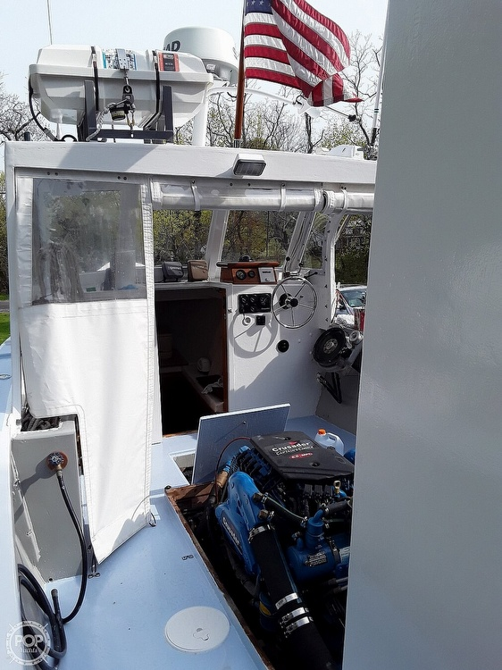 1981 Manni boat for sale, model of the boat is 26 & Image # 2 of 40