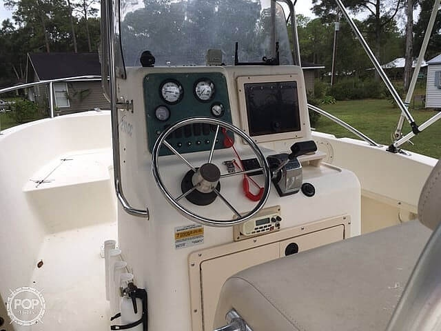 1999 Sea Pro boat for sale, model of the boat is 210 & Image # 2 of 40