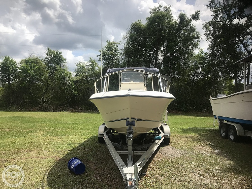1999 Sea Pro boat for sale, model of the boat is 210 & Image # 3 of 40