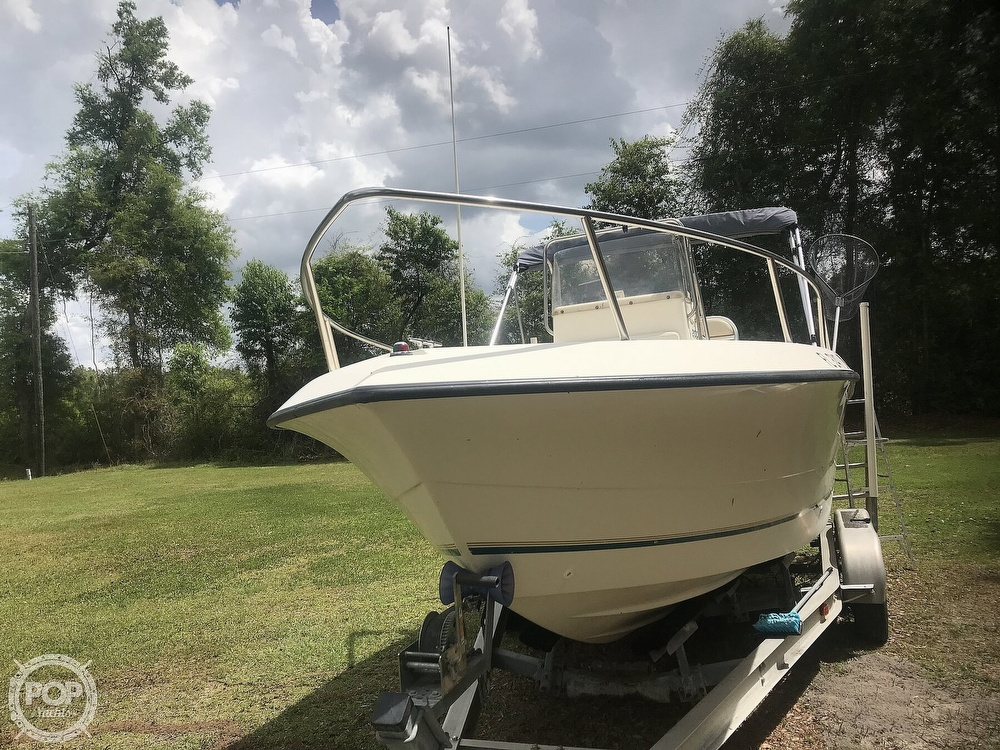 1999 Sea Pro boat for sale, model of the boat is 210 & Image # 4 of 40