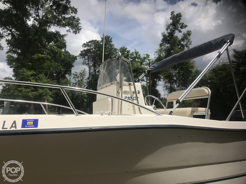 1999 Sea Pro boat for sale, model of the boat is 210 & Image # 6 of 40
