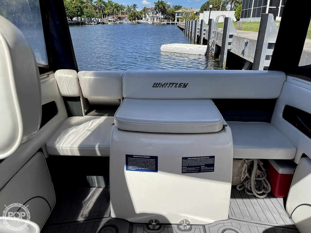 2006 Whittley boat for sale, model of the boat is 2590 CR & Image # 12 of 40