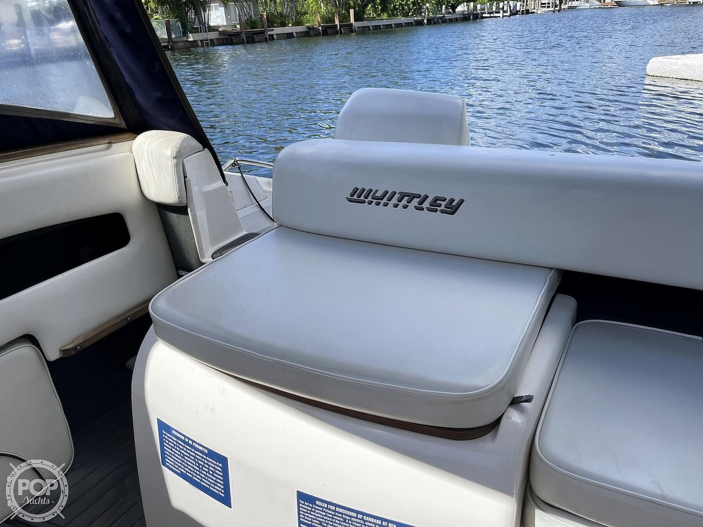 2006 Whittley boat for sale, model of the boat is 2590 CR & Image # 13 of 40
