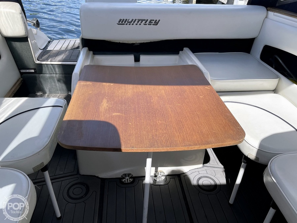2006 Whittley boat for sale, model of the boat is 2590 CR & Image # 14 of 40