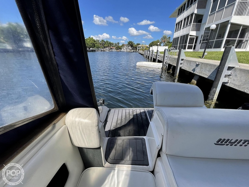 2006 Whittley boat for sale, model of the boat is 2590 CR & Image # 23 of 40