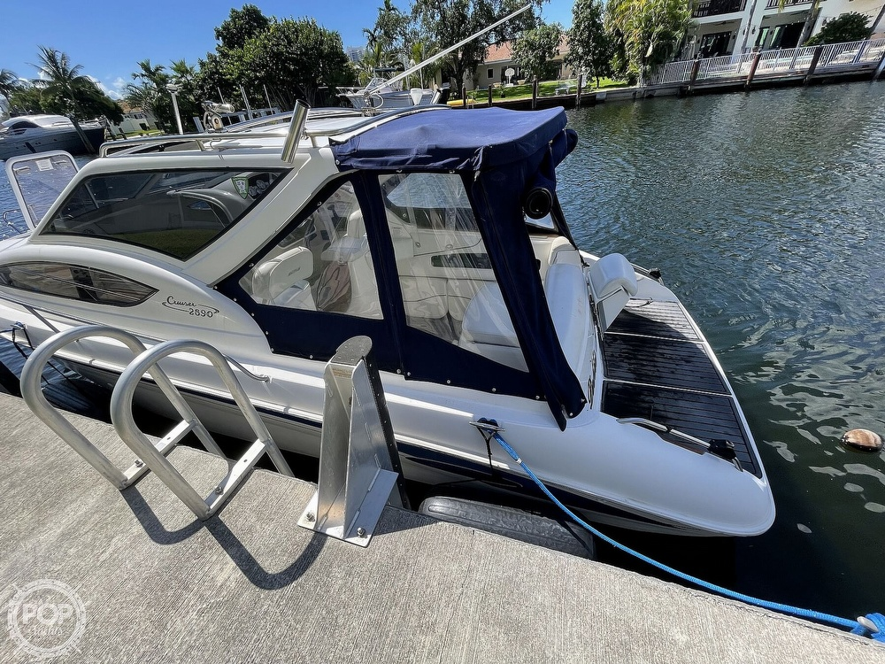 2006 Whittley boat for sale, model of the boat is 2590 CR & Image # 28 of 40
