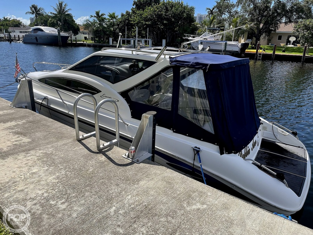 2006 Whittley boat for sale, model of the boat is 2590 CR & Image # 2 of 40