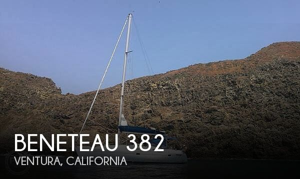 Used Boats For Sale in Santa Maria, California by owner | 1997 Beneteau Oceanis 382