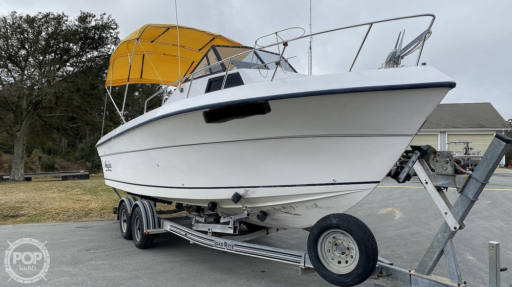 1995 American Angler boat for sale, model of the boat is 25 & Image # 5 of 40