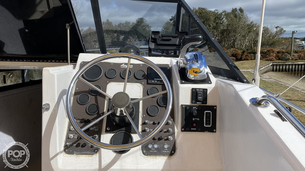 1995 American Angler boat for sale, model of the boat is 25 & Image # 18 of 40