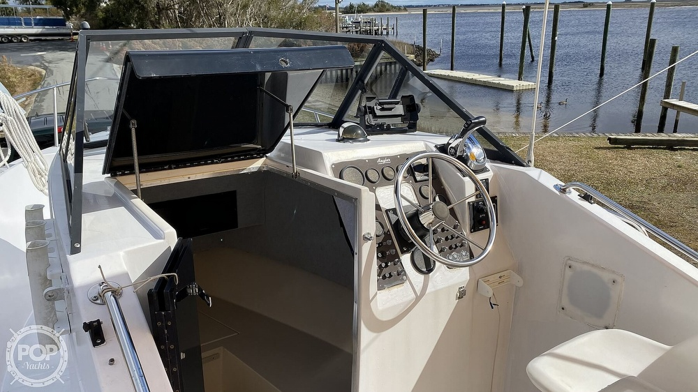1995 American Angler boat for sale, model of the boat is 25 & Image # 19 of 40