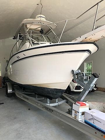 1996 Grady-White boat for sale, model of the boat is Islander 268 & Image # 15 of 40