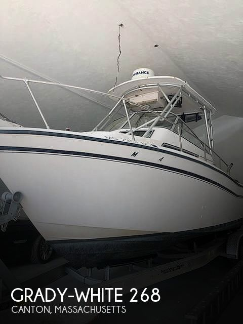 1996 Grady-White boat for sale, model of the boat is Islander 268 & Image # 1 of 40