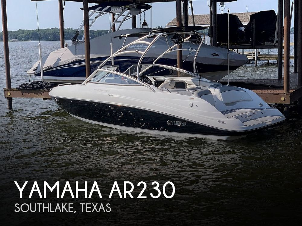 Used Yamaha Boats For Sale in Texas by owner | 2008 Yamaha AR230
