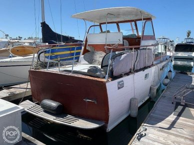 Nice Antique Express Cruising Yacht