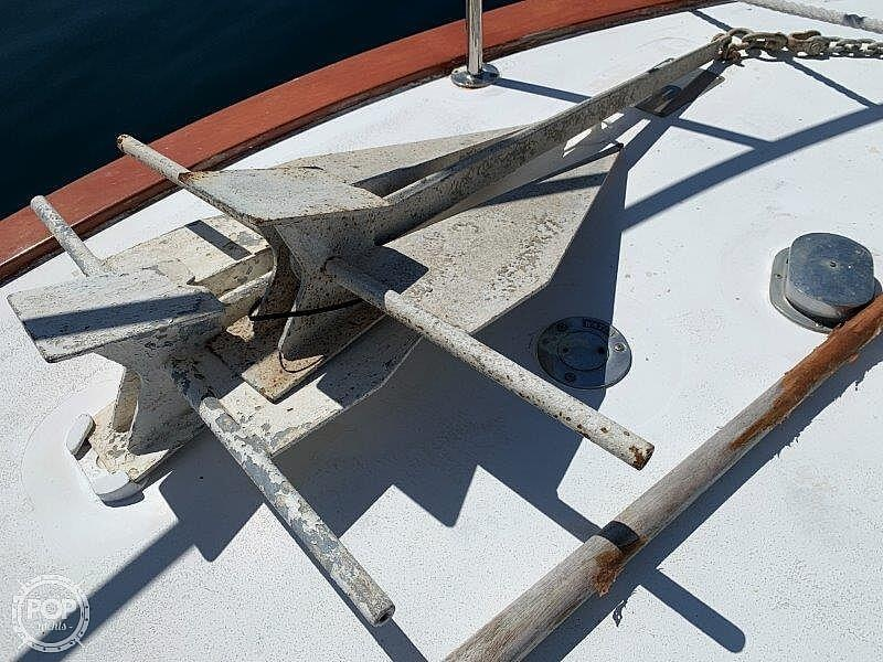 1960 Stephens Brothers boat for sale, model of the boat is 36 Flush Deck Motoryacht & Image # 16 of 25