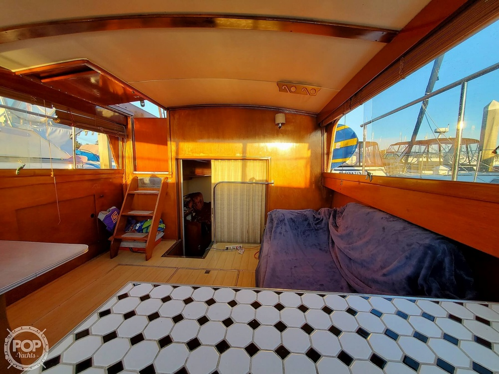 1960 Stephens Brothers boat for sale, model of the boat is 36 Flush Deck Motoryacht & Image # 3 of 25