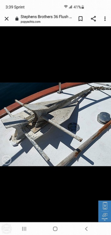 1960 Stephens Brothers boat for sale, model of the boat is 36 Flush Deck Motoryacht & Image # 8 of 25