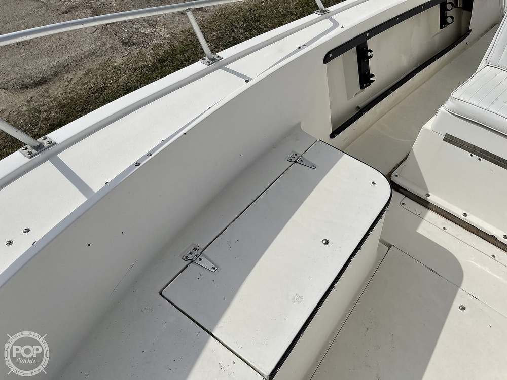 1986 Mako boat for sale, model of the boat is 231 & Image # 33 of 40