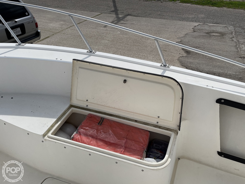 1986 Mako boat for sale, model of the boat is 231 & Image # 36 of 40