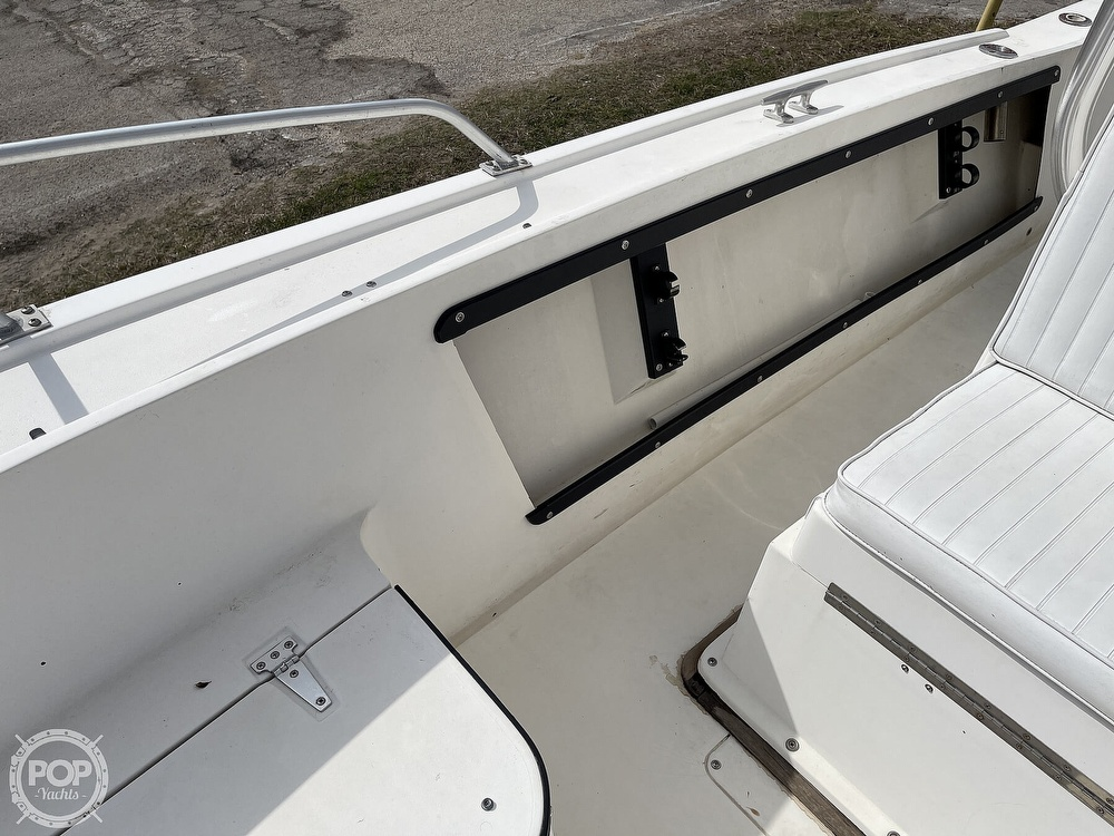 1986 Mako boat for sale, model of the boat is 231 & Image # 37 of 40