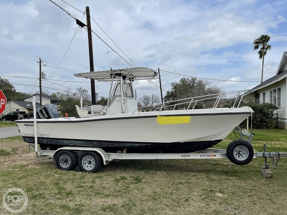 1986 Mako boat for sale, model of the boat is 231 & Image # 2 of 40