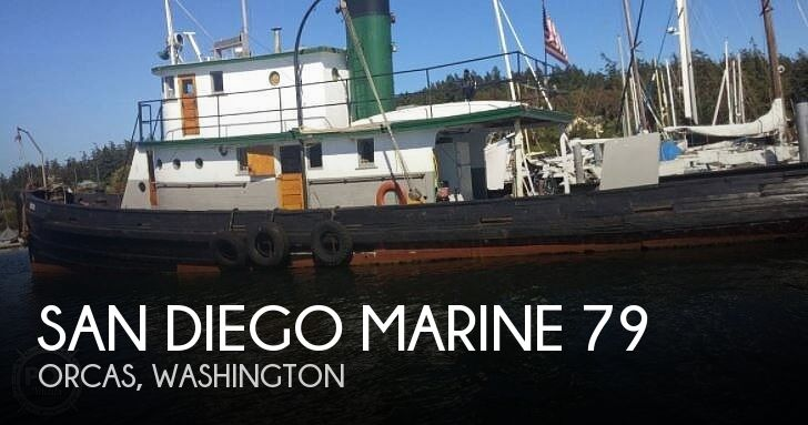 1926 San Diego Marine boat for sale, model of the boat is 79 & Image # 1 of 17